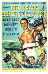 Two Years Before the Mast 1946 DVD - Alan Ladd / Brian Donlevy